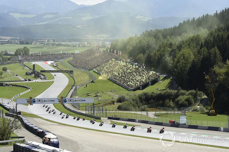 #1: Red Bull Ring (Österreich) - 186,967 km/h