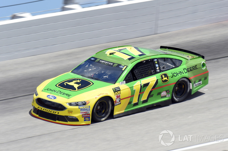 Ricky Stenhouse Jr., Roush Fenway Racing, Ford Fusion