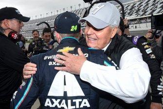 William Byron, Hendrick Motorsports, Chevrolet Camaro Axalta, Rick Hendrick