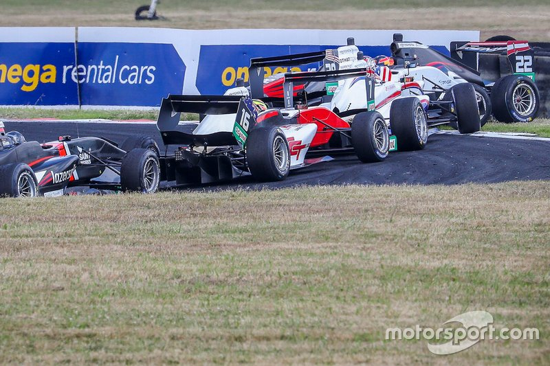 Des images spectaculaires au GP de Nouvelle-Zélande
