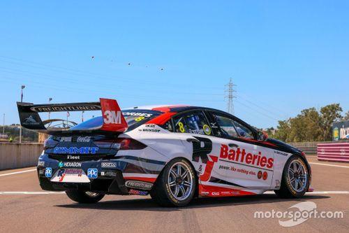 Brad Jones Racing livery reveal