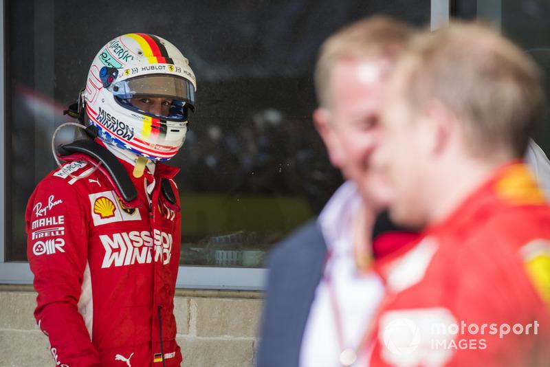 États-Unis - Sebastian Vettel