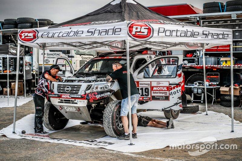 #419 Nissan: Томас Белл, Патрік Макмеррен
