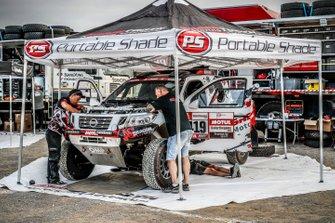 #419 Nissan: Thomas Bell, Patrick McMurren