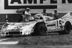Reinhold Joest, Mario Casoni, Jurgen Barth, Porsche 908/03