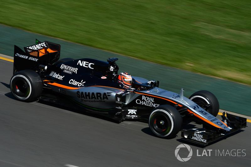 2015: Force India VJM08 (одно шестое место)