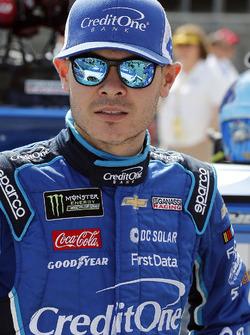 Kyle Larson, Chip Ganassi Racing Chevrolet Camaro