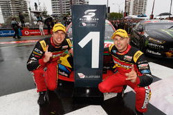 Winners Chaz Mostert, Steven Owen, Rod Nash Racing Ford