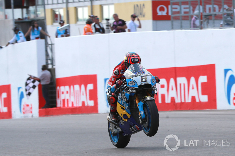 MotoGP Jerman: Stefan Bradl, Estrella Galicia 0,0 Marc VDS