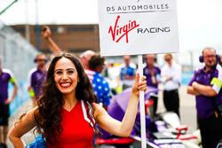 Sam Bird, DS Virgin Racing, grid kızı