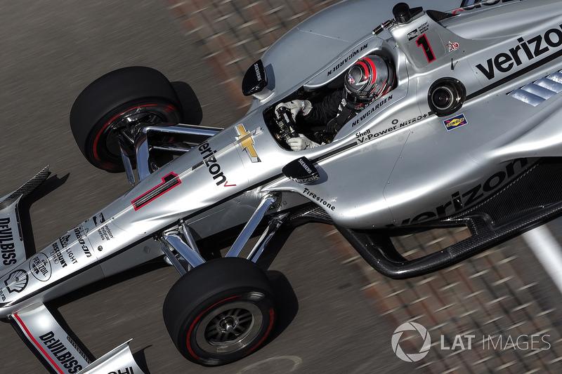 4°: Josef Newgarden, Team Penske Chevrolet