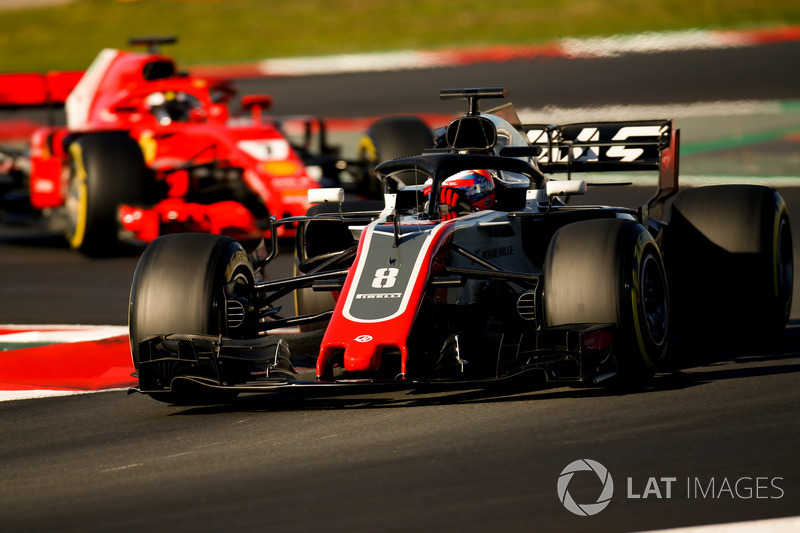 Haas, хороший прогноз: команда поднимется на подиум