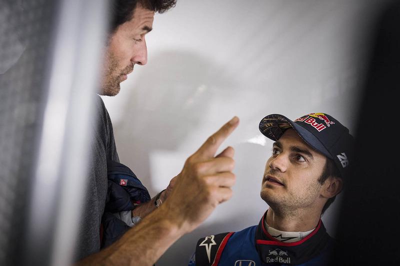 Dani Pedrosa, Mark Webber