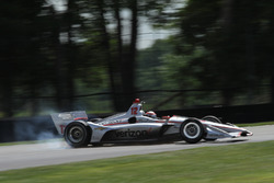 Will Power, Team Penske Chevrolet en tête-à-queue