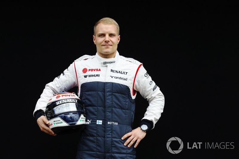 Валттери Боттас – Williams F1, 2013 год