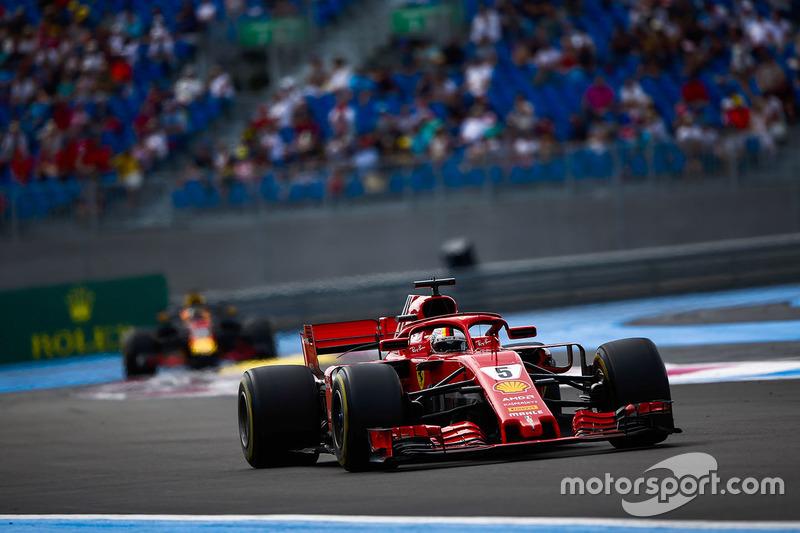 2 місце — Себастьян Феттель (Німеччина, Ferrari) — коефіцієнт 3,25