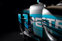 Mercedes AMG F1 W08: Winglets