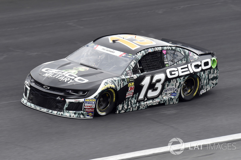 20. Ty Dillon, Germain Racing, Chevrolet Camaro GEICO Military