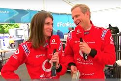 Matthias Malmedie e Cyndie Allemann