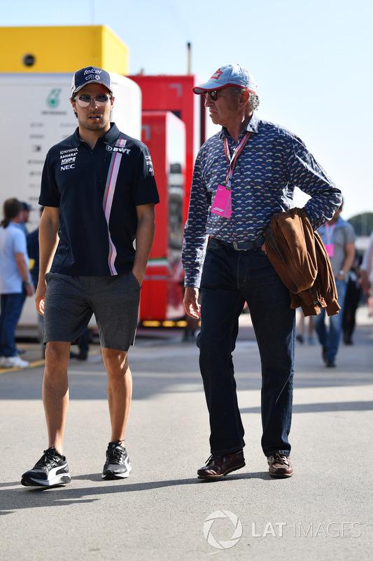Sergio Pérez, Force India y Jo Ramírez