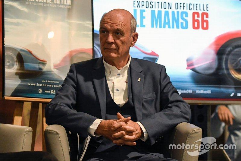 Le Mans 66 exhibition unveil