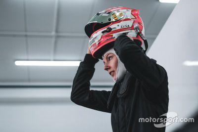 Annonce Léna Buhler, Drivex Team