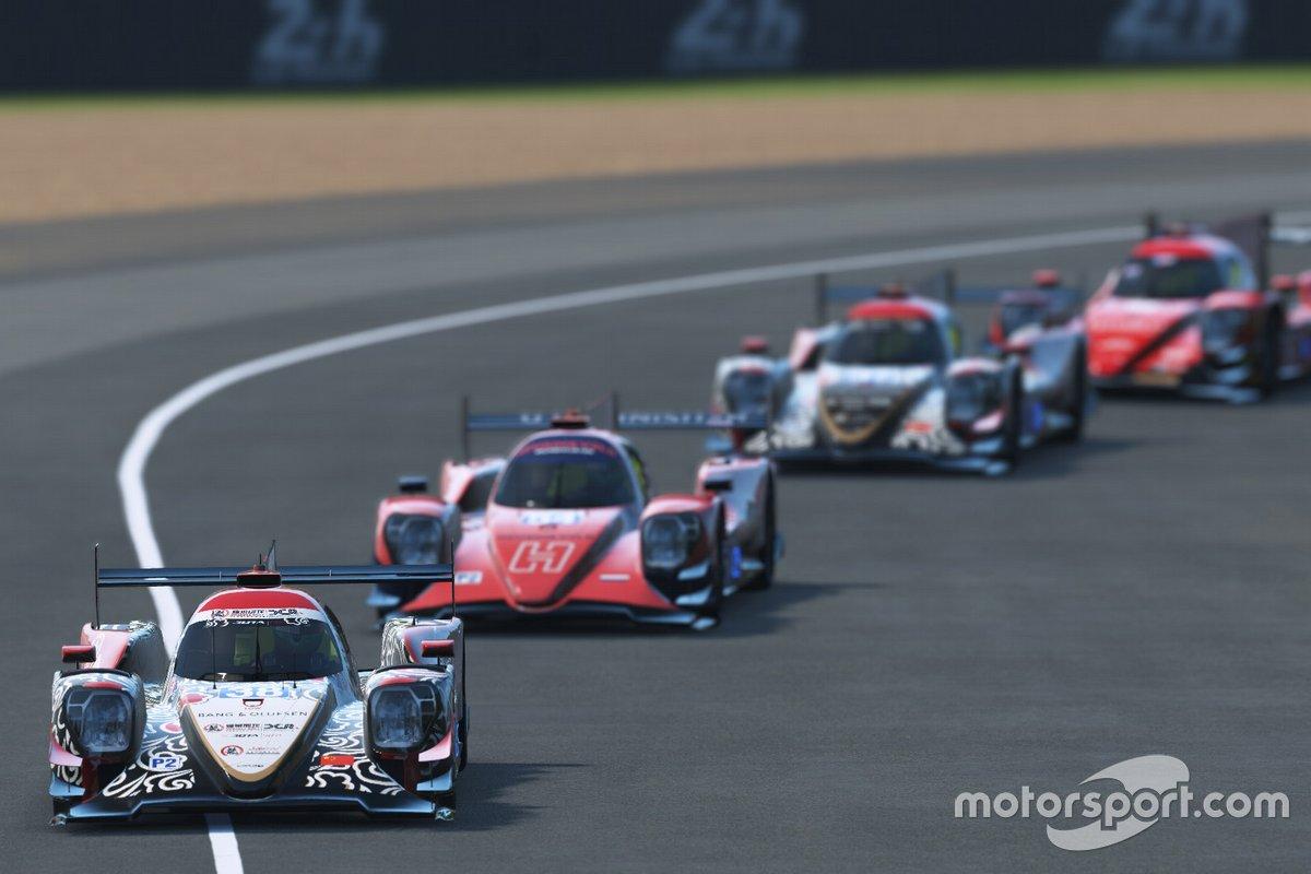 Le Mans Virtual teaser
