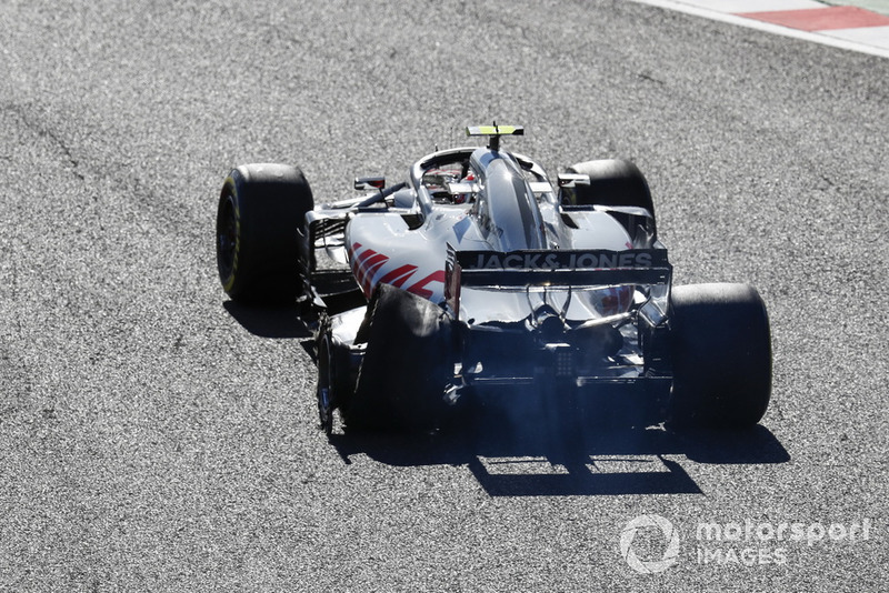 Kevin Magnussen, Haas F1 Team VF-18,