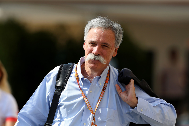 Chase Carey, Chief Executive Officer Executive Formula One Group