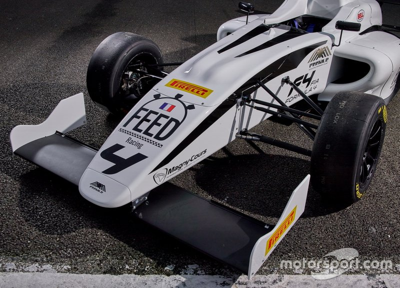 F4 Mygale, Feed Racing France