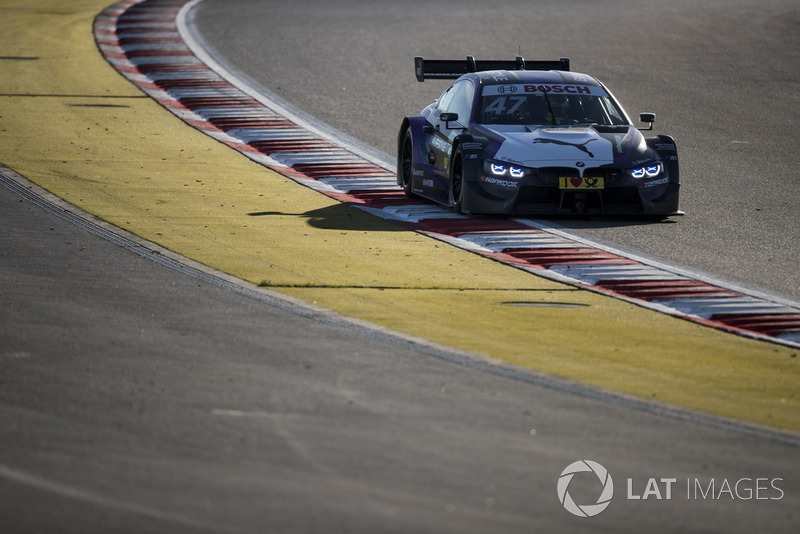 5. Joel Eriksson, BMW Team RBM, BMW M4 DTM