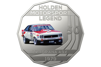Holden Performance coin