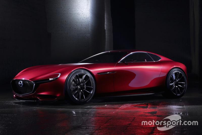 Концепт Mazda RX Vision
