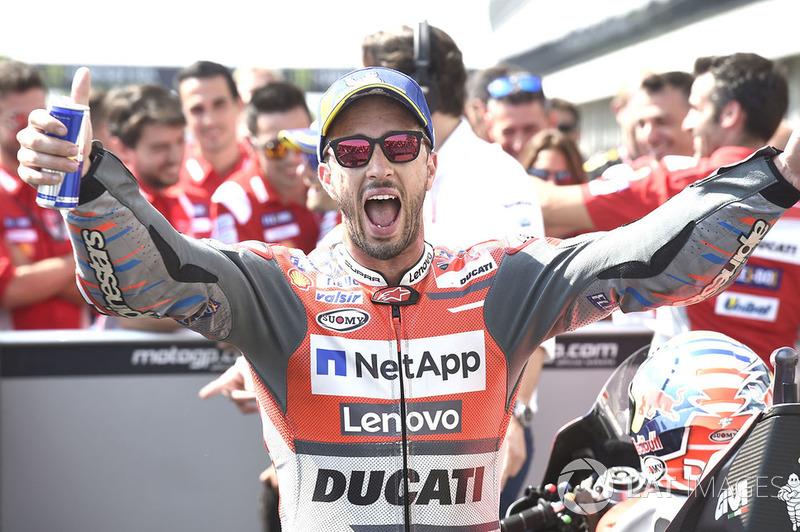 #2 Andrea Dovizioso (Ducati Team)
