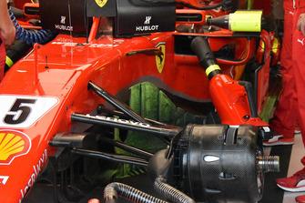 Ferrari flo-vis technical detail