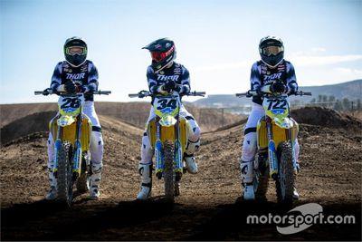 Suzuki Supercross Team 2021