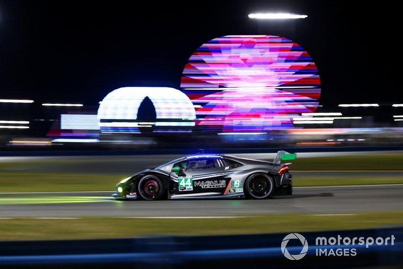 #44 Magnus Racing Lamborghini Huracan GT3, GTD: John Potter, Andy Lally, Spencer Pumpelly, Marco Mapelli