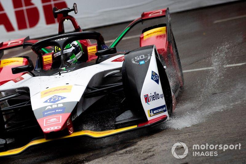 Лукас ді Грассі, Audi Sport ABT Schaeffler, Audi e-tron FE05