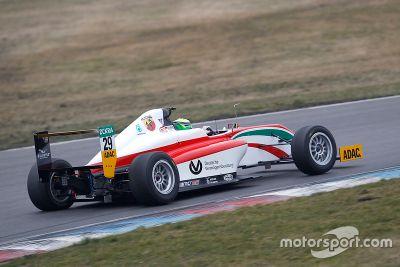 أداك فورمولا 4: اختبارات شهر مارس