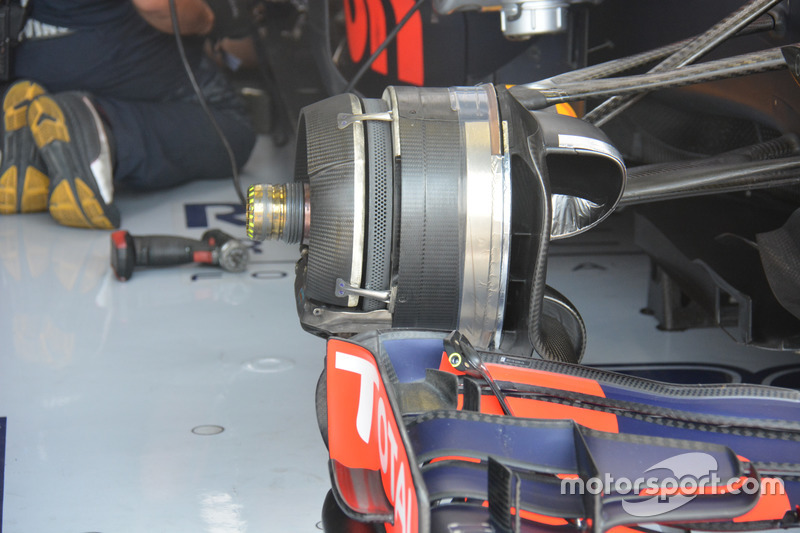Max Verstappem, Red Bull Racing RB12, ön fren