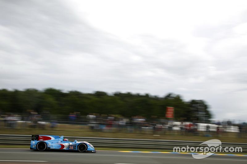 #28 Pegasus Racing Morgan Nissan: Інес Теттанжер, Ремі Стрібіг, Лео Руссель