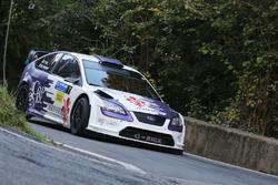 Felice Re, Mara Bariani, Ford Focus WRC, Scuderia Etruria