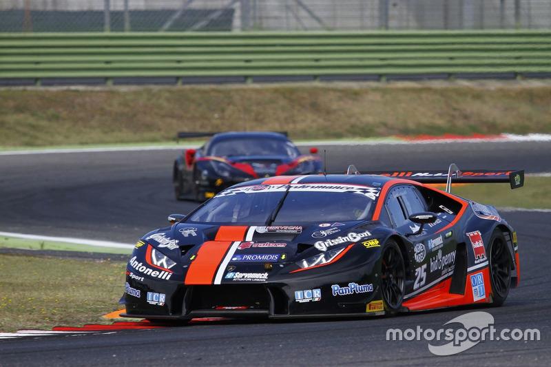 Lamborghini Huracan S.GT3 #25, Antonelli Motorsport, Agostini-Di Folco