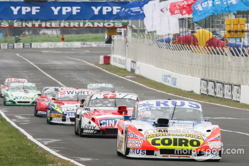 Lionel Ugalde, Ugalde Competicion Ford, Matias Rossi, Donto Racing Chevrolet, Juan Martin Trucco, JM