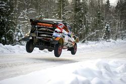 Андрей Рудской и Евгений Загороднюк, SUPROTEC Racing, G-Force BARS (№22)