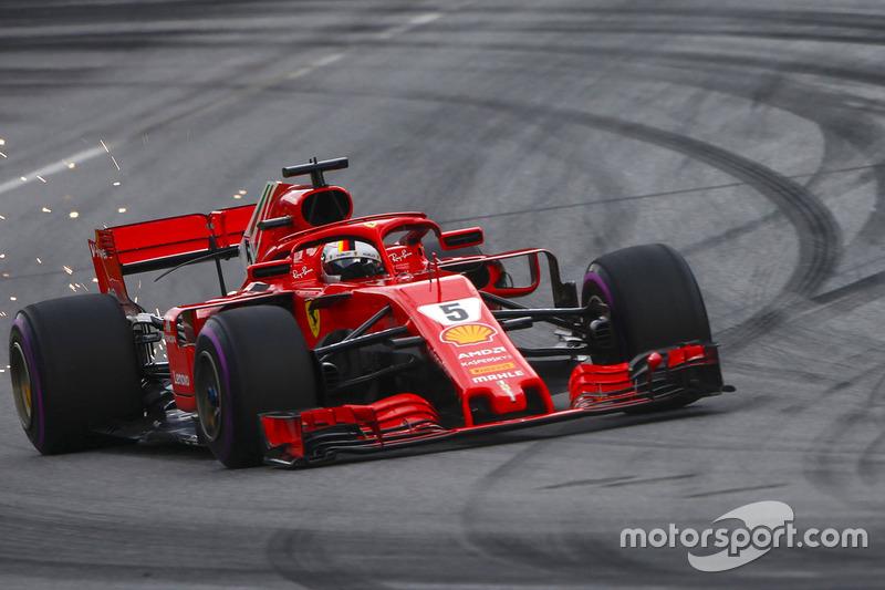 8: Sebastian Vettel: 177 grandes premios (el 85,10% de los disputados)