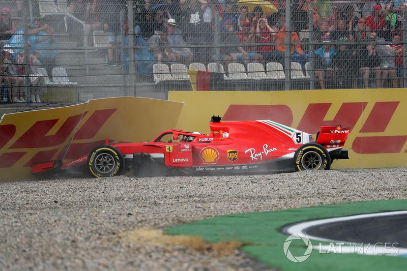 Гран При Германии: ошибка ценой в 25 очков