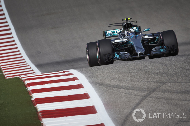 3: Valtteri Bottas, Mercedes AMG F1 W08