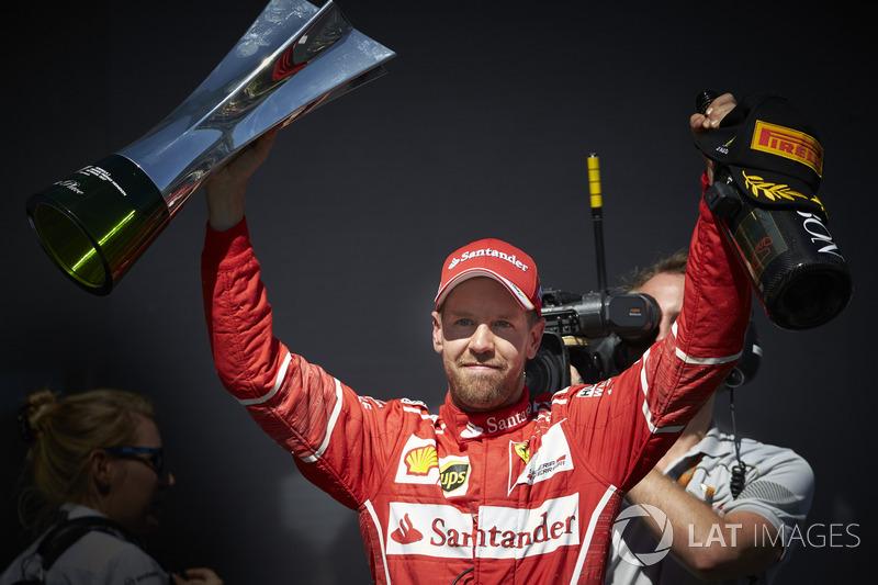 Sebastian Vettel: 113 dias - Última vitória: GP do Brasil de 2017