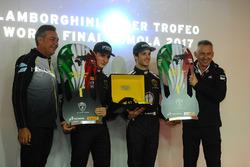 Pro primer lugar: Trent Hindman, Riccardo Agostini